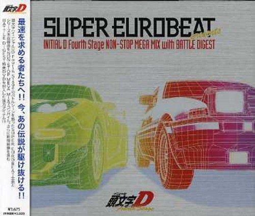 Cd release / super eurobeat initial d non-stop mega-mix vol 1.