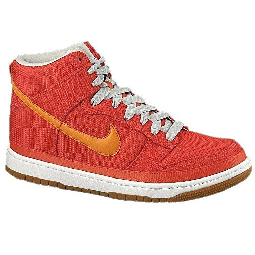 Nike - Dunk High Supreme - Color: Naranja - Size: 41.0