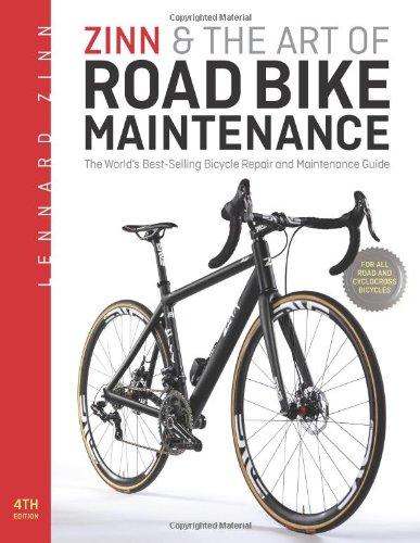 Zinn & the Art of Road Bike Maintenance: The World