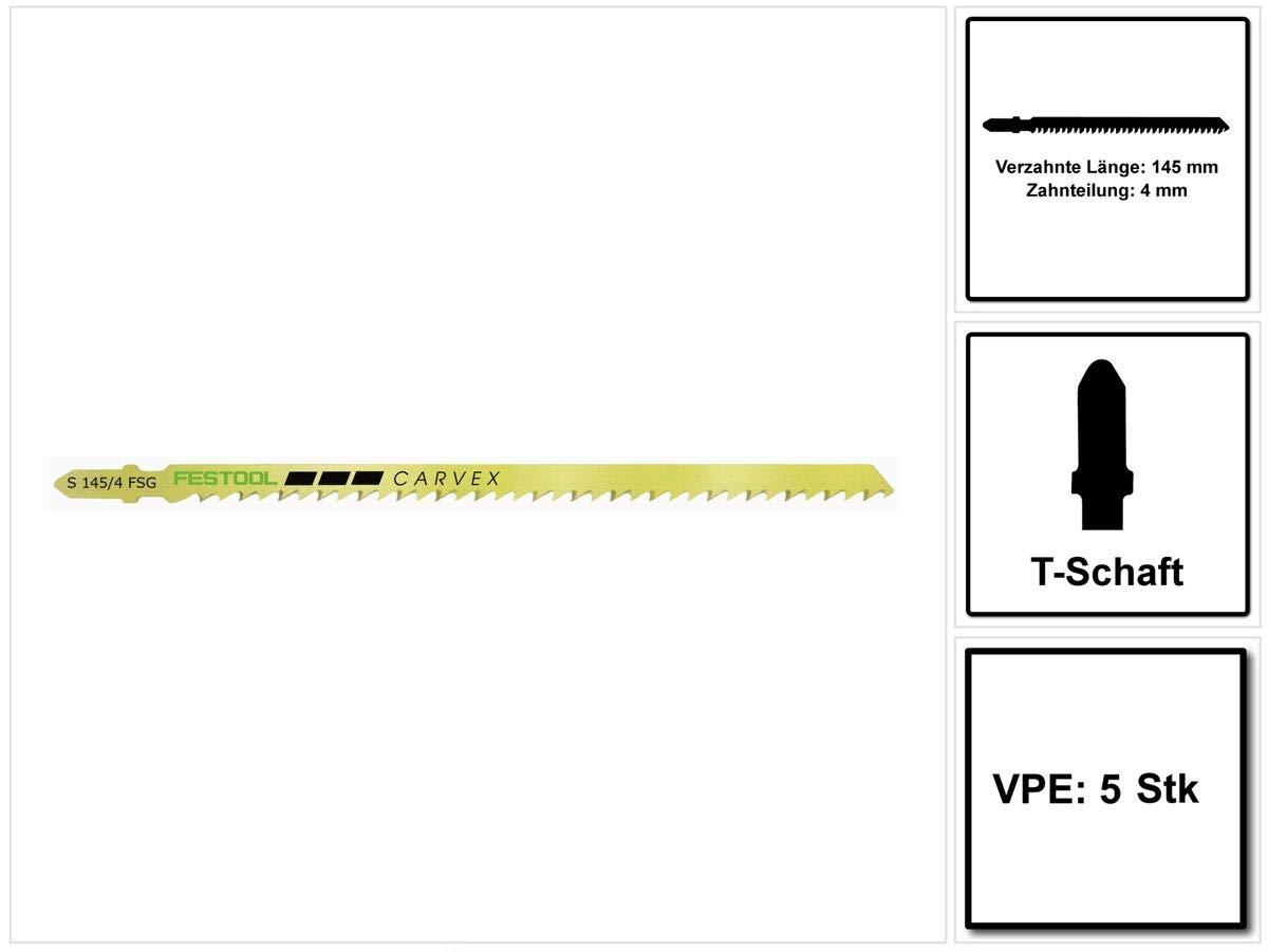 Festool 204335 Jigsaw Blade Multicolour