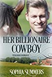 Her Billionaire Cowboy (Texas Ranch Romance Book 1)
