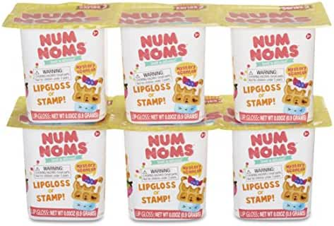 Num Noms Series 2 Mystery Packs - Assortment of 6