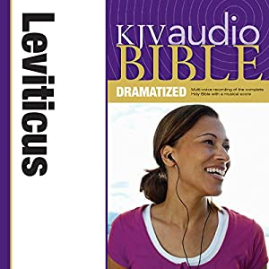 KJV Audio Bible: Leviticus (Dramatized) Audiobook