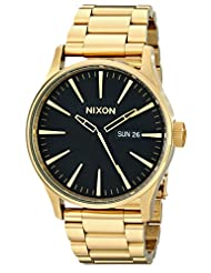 Nixon Men's A356510 Sentry SS Watch