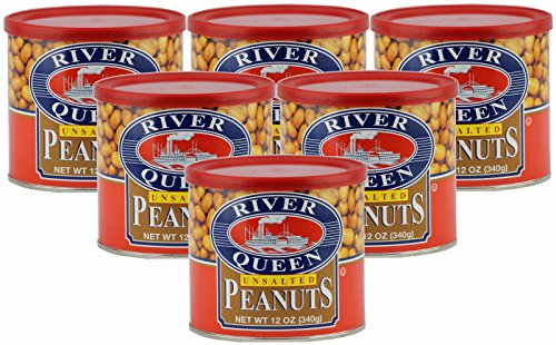 river-queen-unsalted-peanuts-12-ounce-pack-of-6