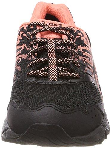 sonoma De Pink Gel black black Femme Asics 3 tx begonia Noir chaussures G 9006 Trail 5TZSqxwA