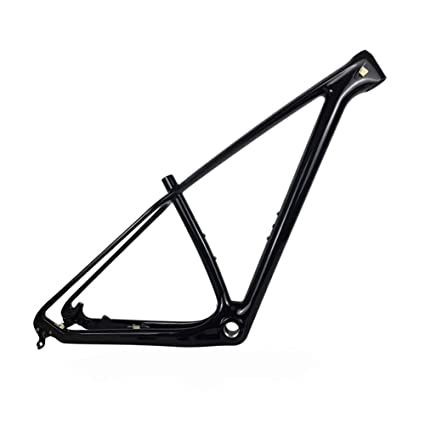 Amazon.com : 27.5er Full Carbon Mountain Bike Frame 650B MTB Bicycle ...