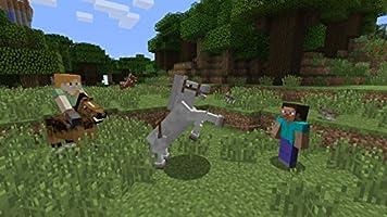 Amazon com: Minecraft: Nintendo Switch Edition - Nintendo