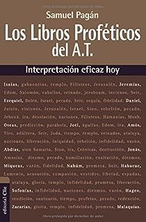 Los libros proféticos del Antiguo Testamento: Interpretación eficaz hoy (Spanish Edition)