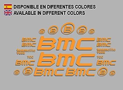 PEGATINAS BMC F167 VINILO ADESIVI DECAL AUFKLEBER MTB STICKERS BIKE ECOSHIRT ARTICULOS Y VINILOS PERSONALIZADOS