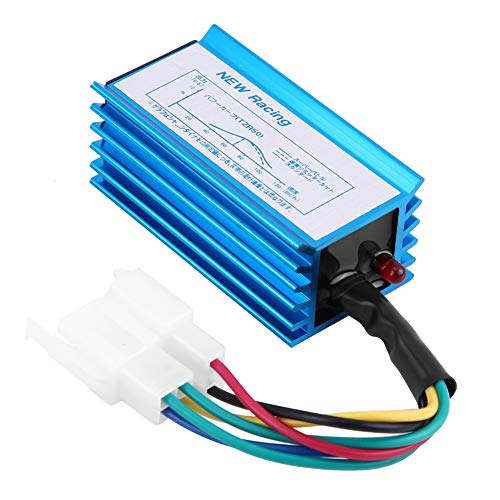 Racing CDI Box Ignition Coil for Motorcycle: