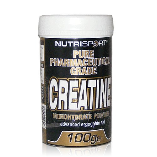 (2 Pack) - Nutrisport - Creatine Powder | 100g | 2 PACK BUNDLE