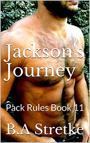 Journey Pack - Jackson's Journey: Pack Rules Book 11
