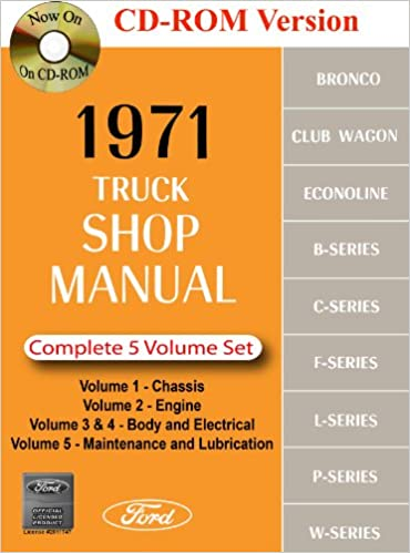 1971 ford truck shop manual ford motor company david e leblanc 1971 ford truck shop manual ford motor company david e leblanc 9781603710794 amazon books fandeluxe