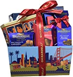 Wine Country Gift Baskets Chocolate and Snack Assortment