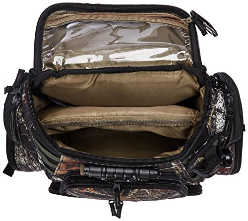 084298636042 - Wild River Tackle Tek Nomad Mossy Oak Camo LED Lighted Backpack, Fishing Bag, Hunting Backpack carousel main 4