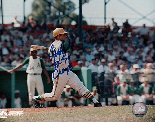Sal Bando Signed 8X10 Photo Autograph