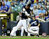 "Scooter Gennett Milwaukee Brewers 2015 MLB Action Photo (Size: 8"" x 10"")"