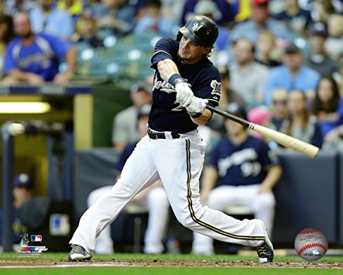 Milwaukee Brewers Mlb Furniture (Scooter Gennett Milwaukee Brewers 2015 MLB Action Photo (Size: 8