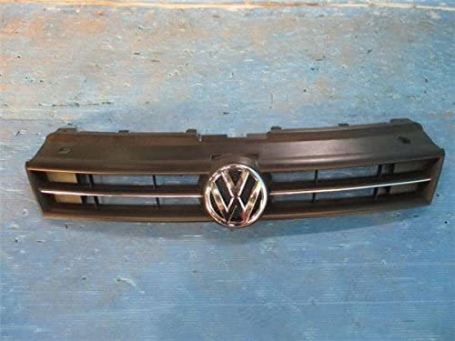 Rejilla delantera para Volkswagen Polo 6R, 6 C: Amazon.es: Coche y ...