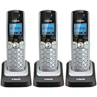 Vtech DS6101 Two-Line Cordless Accessory Handset for DS6151 (3 Pack)