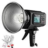 Godox AD600M Godox Mount 600Ws GN87 High Speed Sync Outdoor Flash Strobe Light with Built-in 2.4G System and 8700mAh Battery to Provide 500 Full Power Flashes and Recycle in 0.01-2.5 Second