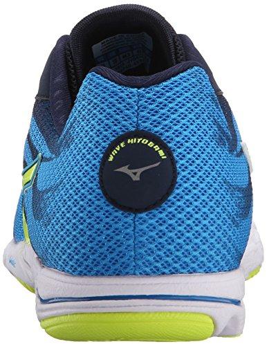 Yellow Men's Blue Running Skechers Dude Hitogami Wave Safety 3 Shoe Mizuno 56RRFqwxv