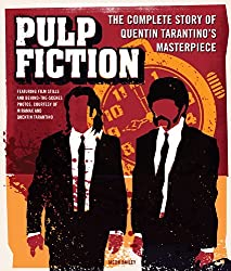 Pulp Fiction: The Complete Story of Quentin Tarantino's Masterpiece by Jason Bailey (2013-11-11)
