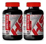 Product review for Antioxidant capsules - GREEN TEA EXTRACT 300Mg - Green tea extract high energy - 2 Bottles 120 Capsules