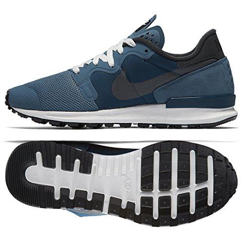 Nike 555305-405 - Zapatillas de deporte Hombre Azul (Ocean Fog / Mtlc Hematite / Coastal Blue)
