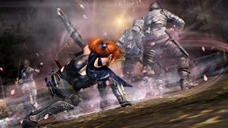NINJA GAIDEN 3: Razors Edge [CERO Rating