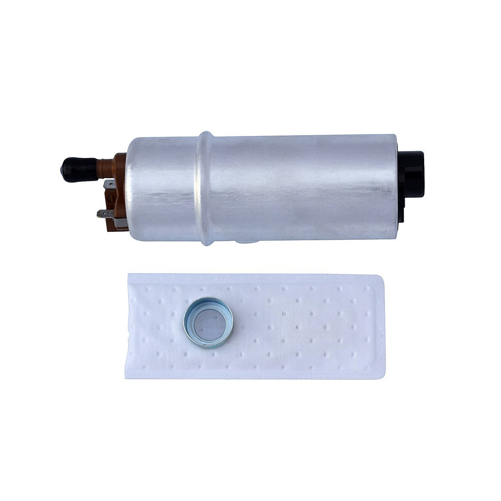 CUSTOM 1pc New Electric Intank Fuel Pump With Installation Kit For 04-06 BMW X5 4.8L V8 03-05 Land Rover Range Rover 4.4L