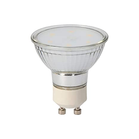 EDM Bombilla led gu10 5w cristal 6.400k
