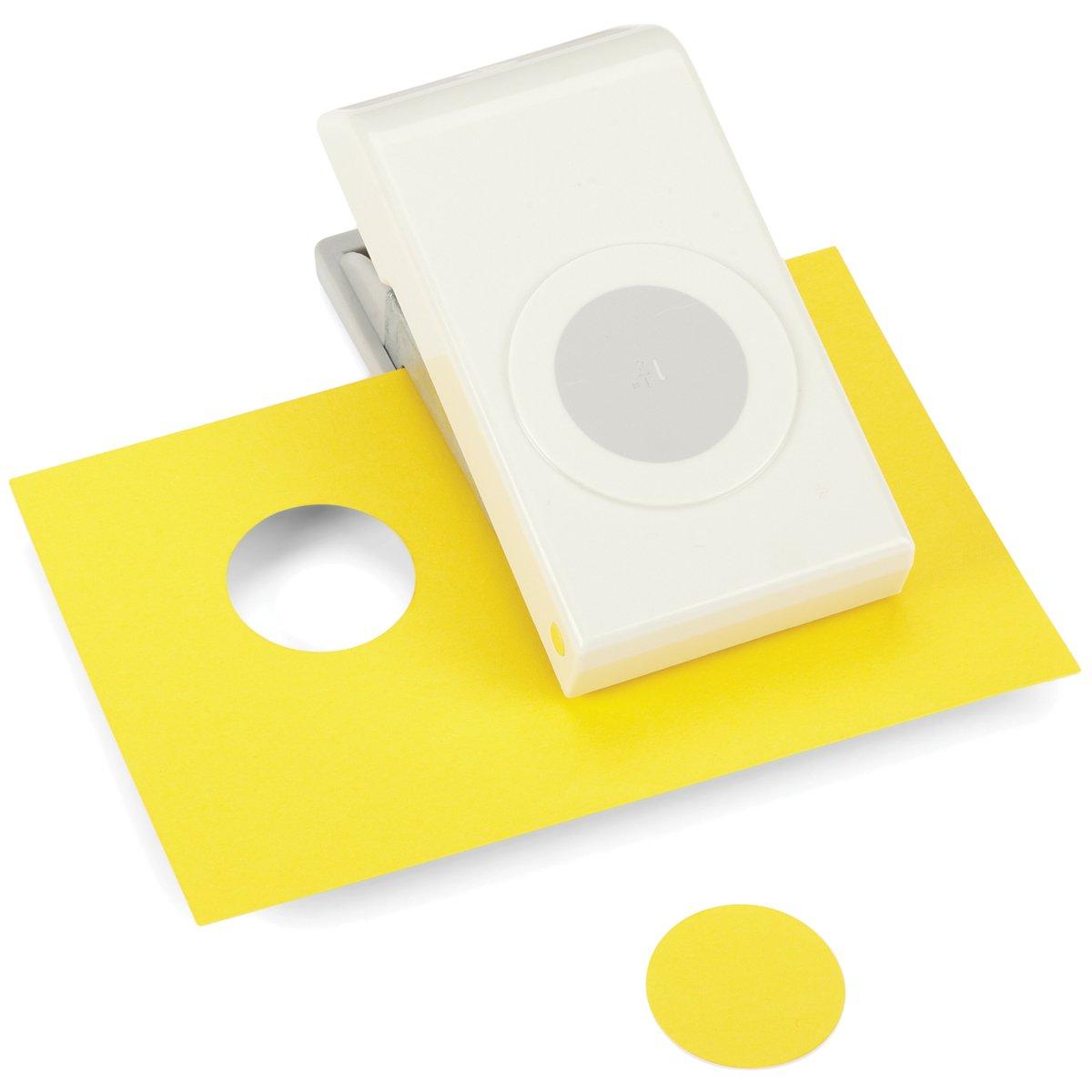 EK Tools Circle Punch, 1.25-Inch, New Package