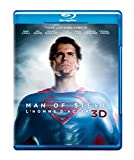 Man of Steel [Blu-ray 3D + Blu-ray] (Bilingual)