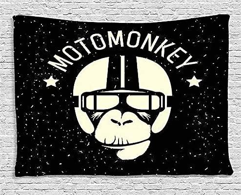Soefipok Tapiz del Espacio Exterior, Signo Mono alienígena con ...