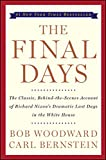 Book cover from The Final Days by Bob Woodward