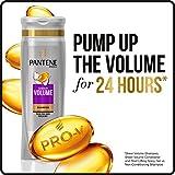 Pantene, Shampoo, Pro-V Sheer Volume for Fine Hair, 25.4 fl oz, Twin Pack