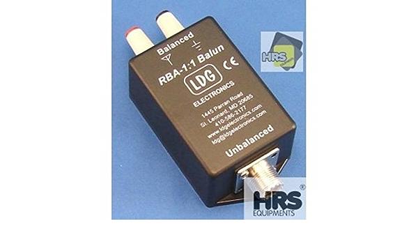 ldg RBA 1 1 Balun de corriente: Amazon.es: Electrónica