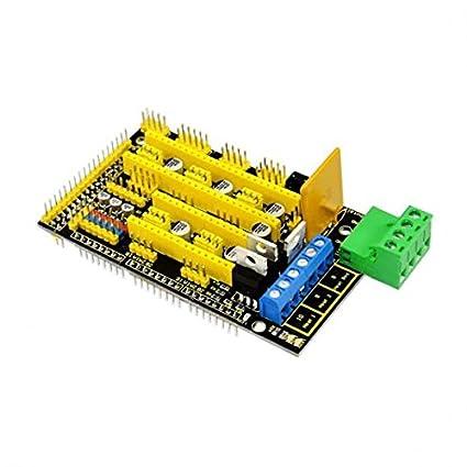 Rampa de Controlador de Impresora 3D 1.4 Para Arduino: Amazon.es ...