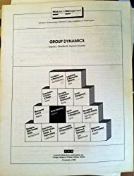 Group Dynamics (Modules in management)
