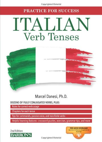 Italian Verb Tenses (Practice for Success Series)