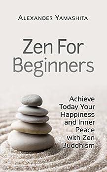 Zen Beginners Happiness Meditation Mindfulness ebook product image