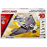 Mechano-multi-model flight Adventure 10 model set [parallel import goods]