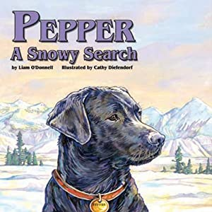 Pepper: A Snowy Search Audiobook