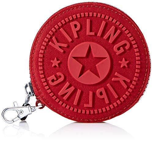 Kipling Marguerite Brick Red Coin Purse