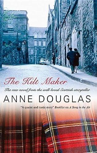 book cover of The Kilt Maker