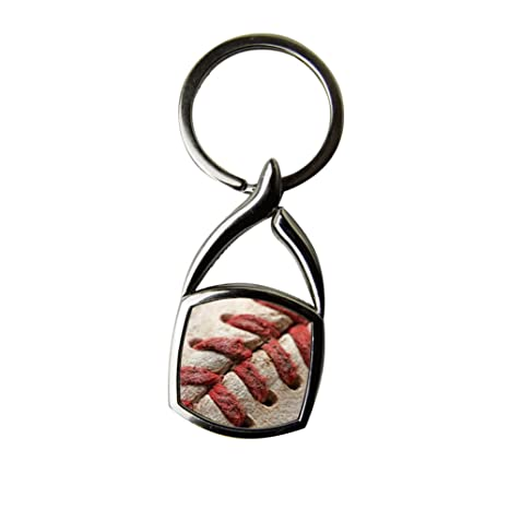 Amazon.com: Generic Hard Key Chain Style Baseball Attached ...
