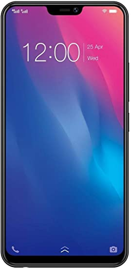 Vivo V9 Youth (Black, 4GB RAM, 32GB Storage)