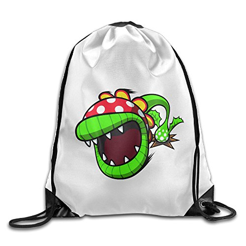 Bekey Super Smash Bros 3d Drawstring Backpack Sport Bag For Men & Women For Home Travel Storage Use Gym Traveling Shopping Sport Yoga (Female X Men Characters)